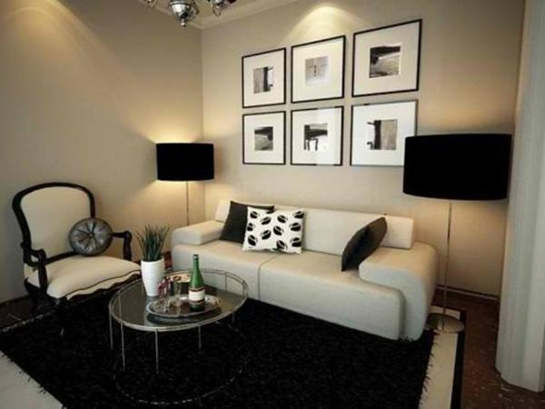 How To Make Small Living Room Look Wider - 4 Home Ideas