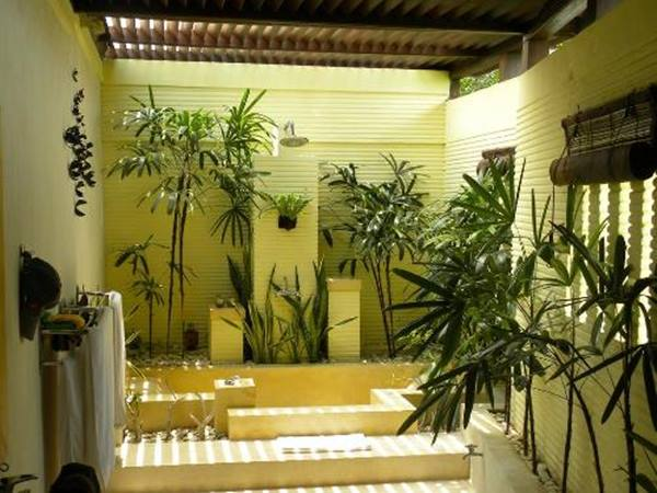 Indoor Garden To Make Room More Fresh