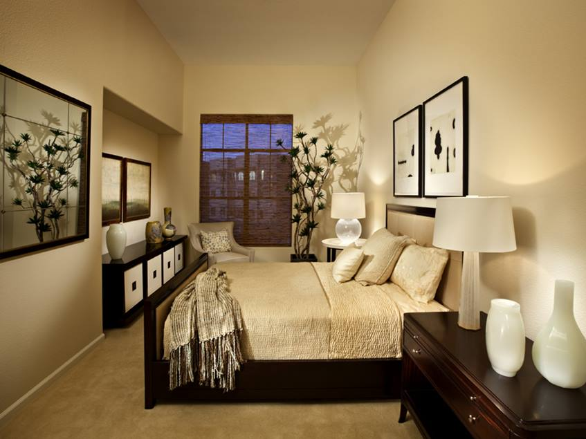 Paint color combinations for main bedroom design 4 home for Main bedroom designs pictures