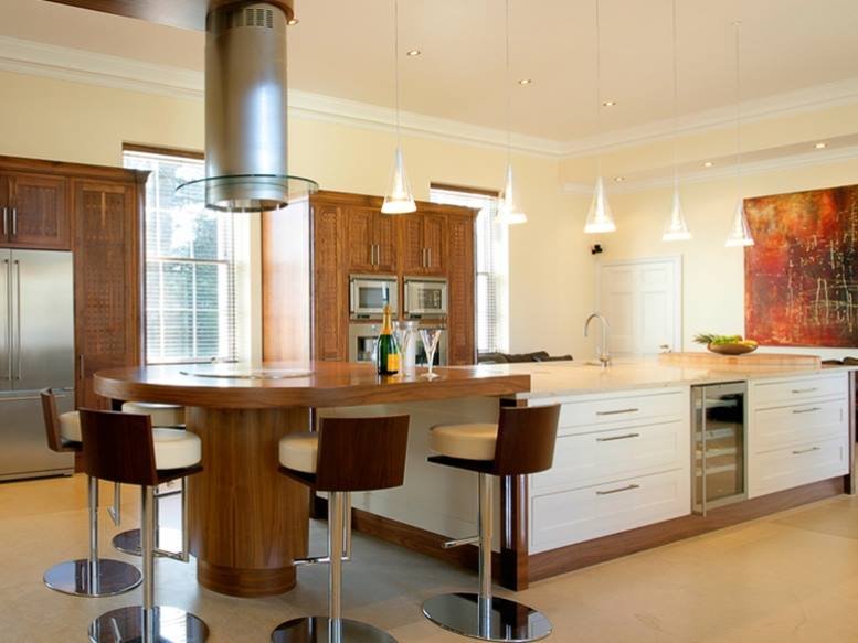 Luxury Modular Kitchen Decor Idea