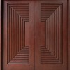 Luxury Wooden Door Design Pattern