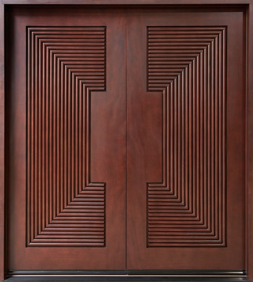 Luxury Wooden Door Design Pattern - 4 Home Ideas
