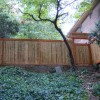 Minimalist Bamboo Fence To Beautify Home