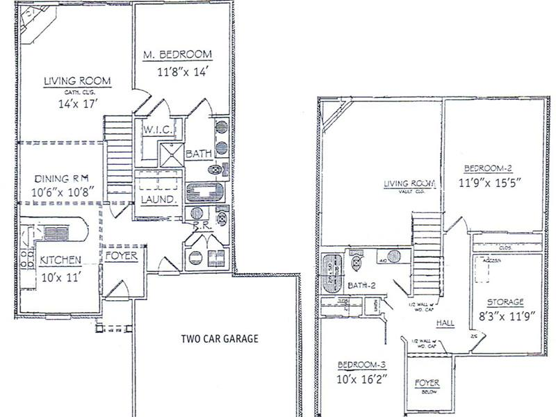 Minimalist Home Plan With 2 Storey