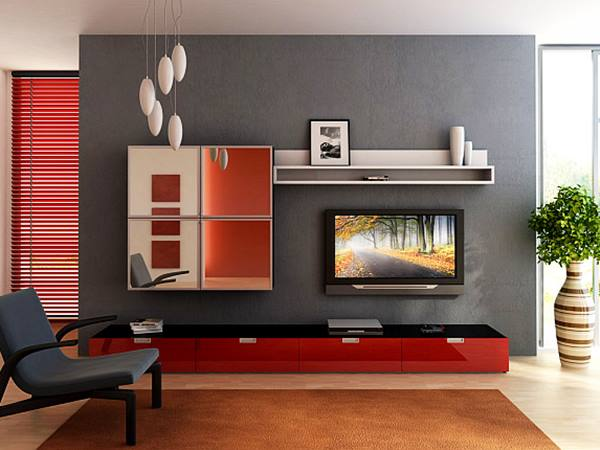 Minimalist Living Room Furniture Color Combination