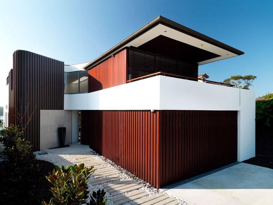 Minimalist Modern Home Color Combination