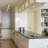 Nice Color Idea For Modern Kitchen