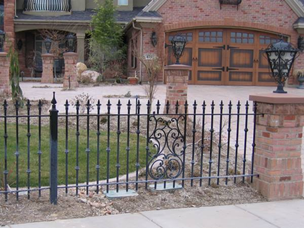 Nice Iron Fence Selection Tips
