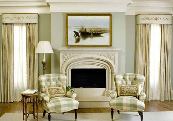 Nice Living Room Interior Paint Color