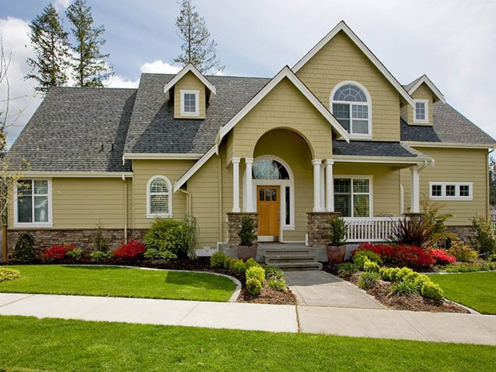 Paint Color Scheme For Home Exterior