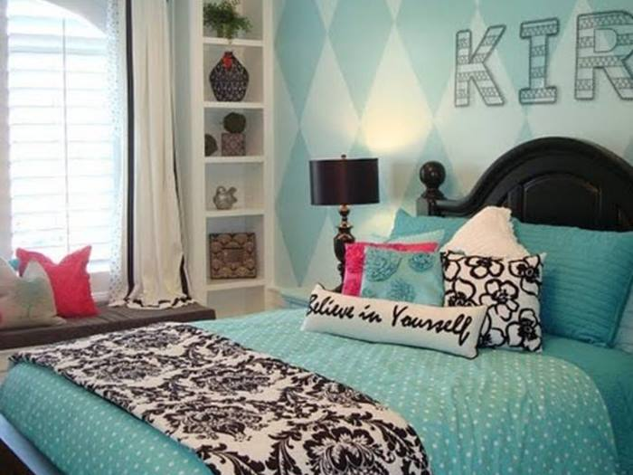 Paint Idea For Teenage Girl Bedroom Decor 2020 Ideas