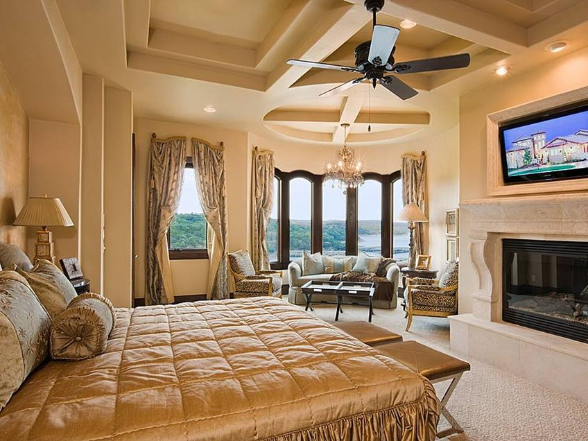 Picture Of Luxury Bedroom Design