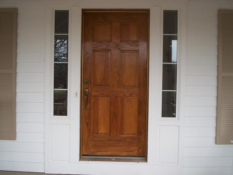 Trend minimalist wooden door models 2015 4 home ideas for Door models for house