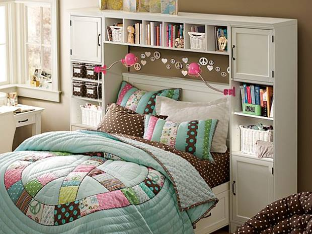 Teenage Girls Bedroom Design Tips