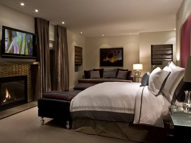 Tips For Luxury Main Bedroom Decor