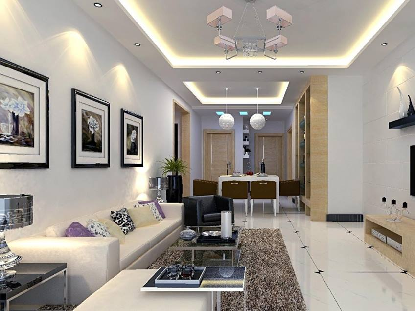 Tips To Choose Modern Home Ceiling