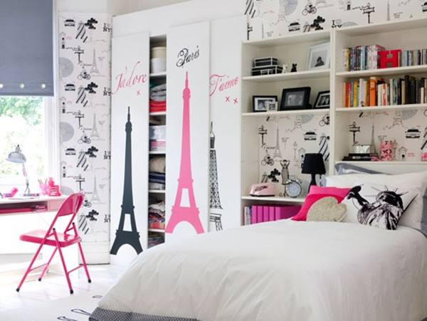 Tips To Make Girl Bedroom Look Beautiful