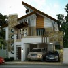 Top Minimalist 2 Storey House Model