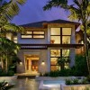 Tropical Home Design With Modern Design