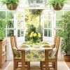 Tropical Home Dining Room Design