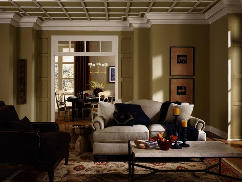 Urban Home Interior Color Ideas