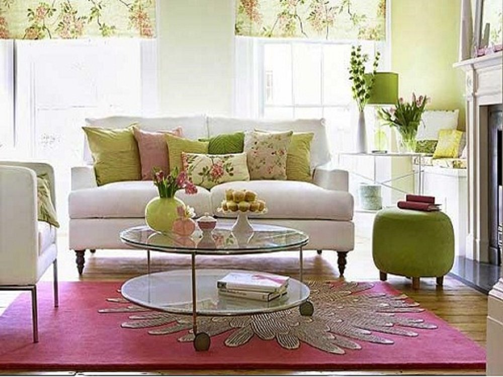 Apartment Interior With Affordable Home Decor