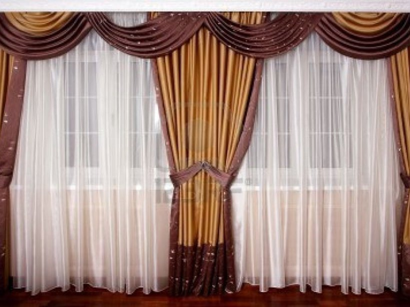 Beautiful Brown Curtain For Minimalist Home
