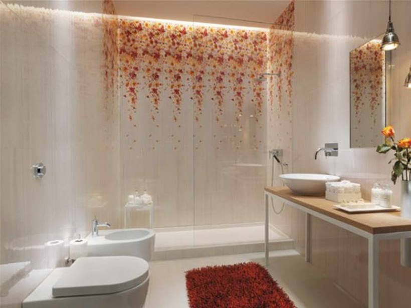 Beautiful Ceramic Idea For Luxury Bathroom