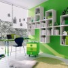 Beautiful Green Wall Paint Color