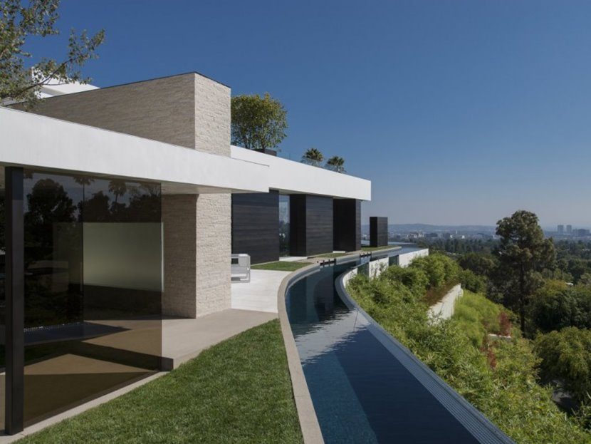 Beautiful Minimalist Home Exterior Layout