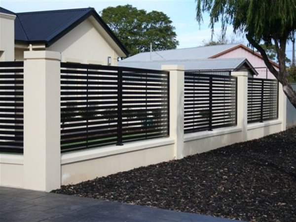 Beautiful Minimalist Home Fence Color - 2020 Ideas on Gate Color Ideas  id=88201