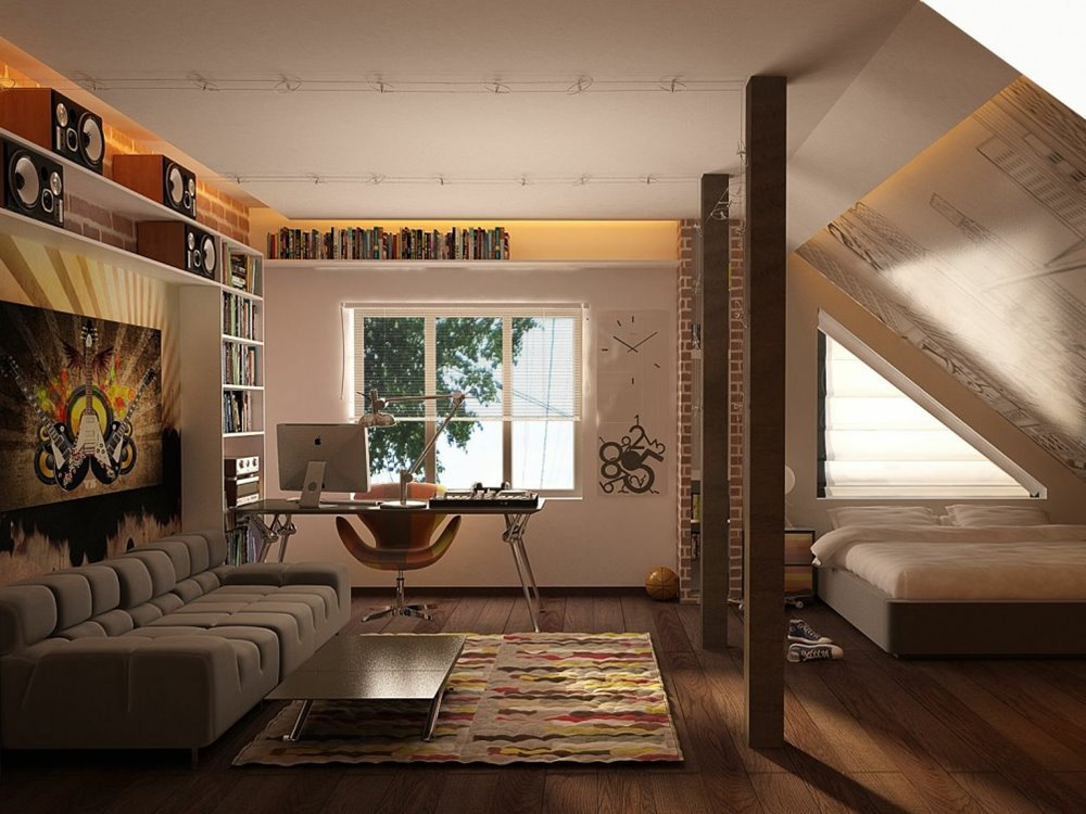 Bedroom Design With Affordable Home Decor