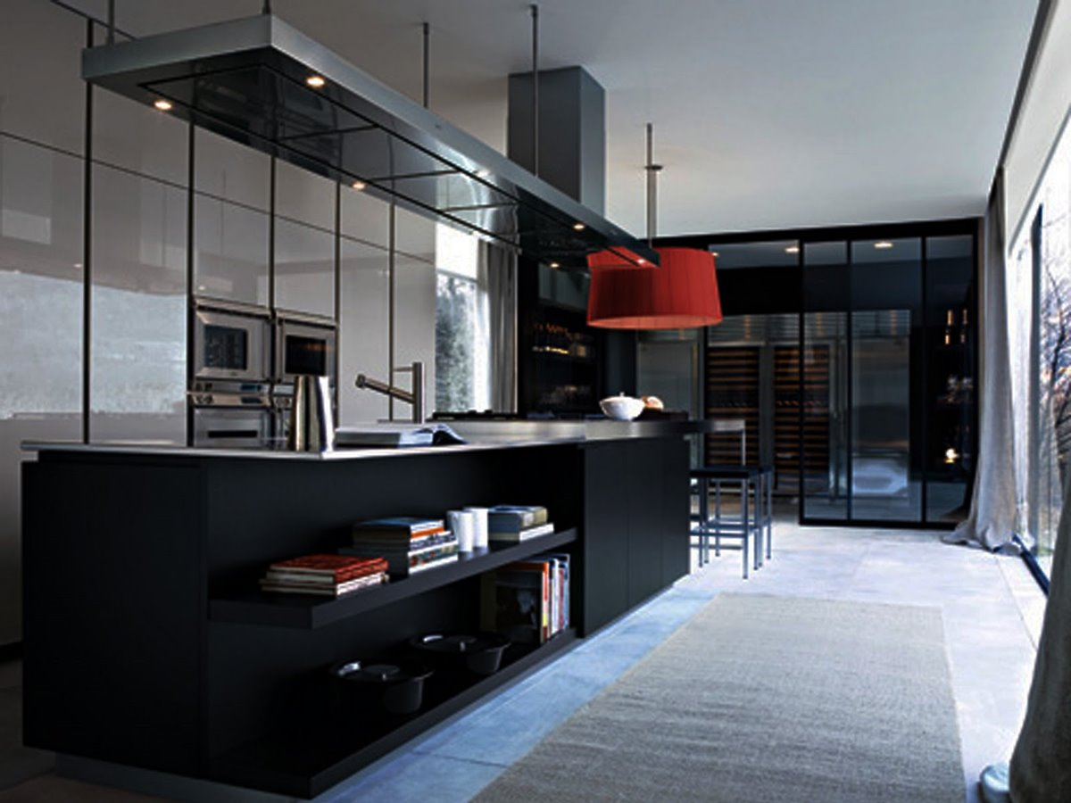 Luxury modern kitchen your kitchen design inspirations and for Luxury modern kitchen