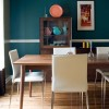 Comfortable Dining Room Decorating Idea