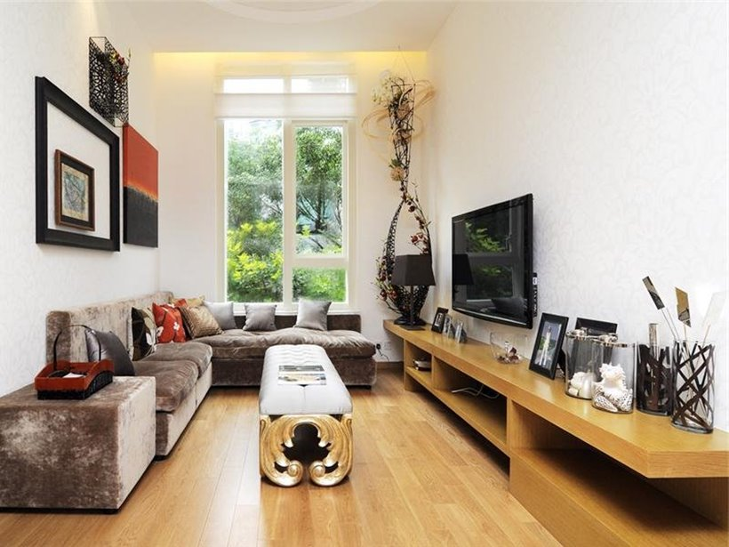 Cozy Family Room In Small Area. How To Create Comfortable Family Room Decoration   4 Home Ideas