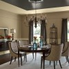 Dining Room Design With Neutral Paint