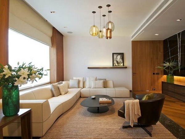 Elegant Home Interior Building Idea