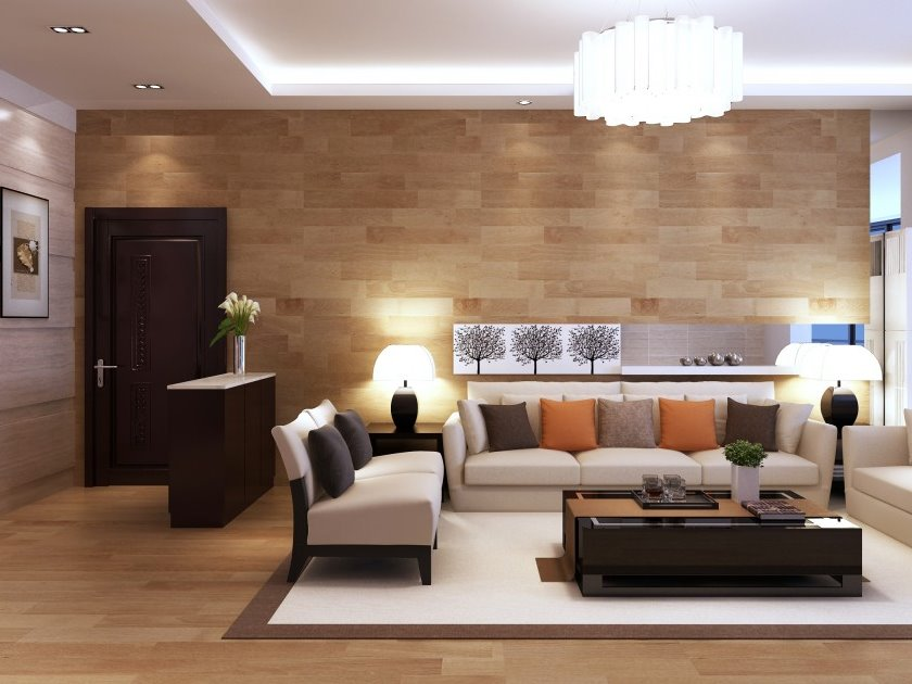 Elegant Interior With Affordable Home Decor