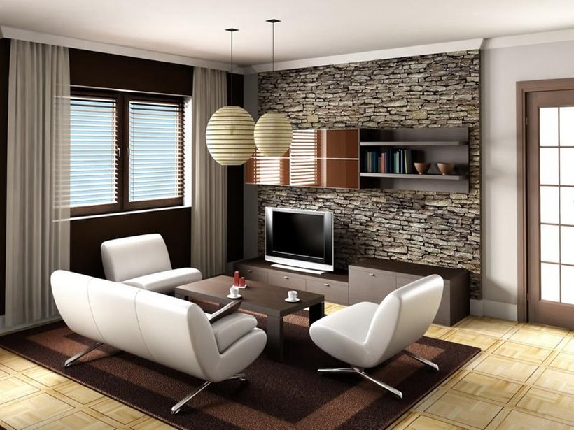 Elegant Small Living Room Furniture Decor