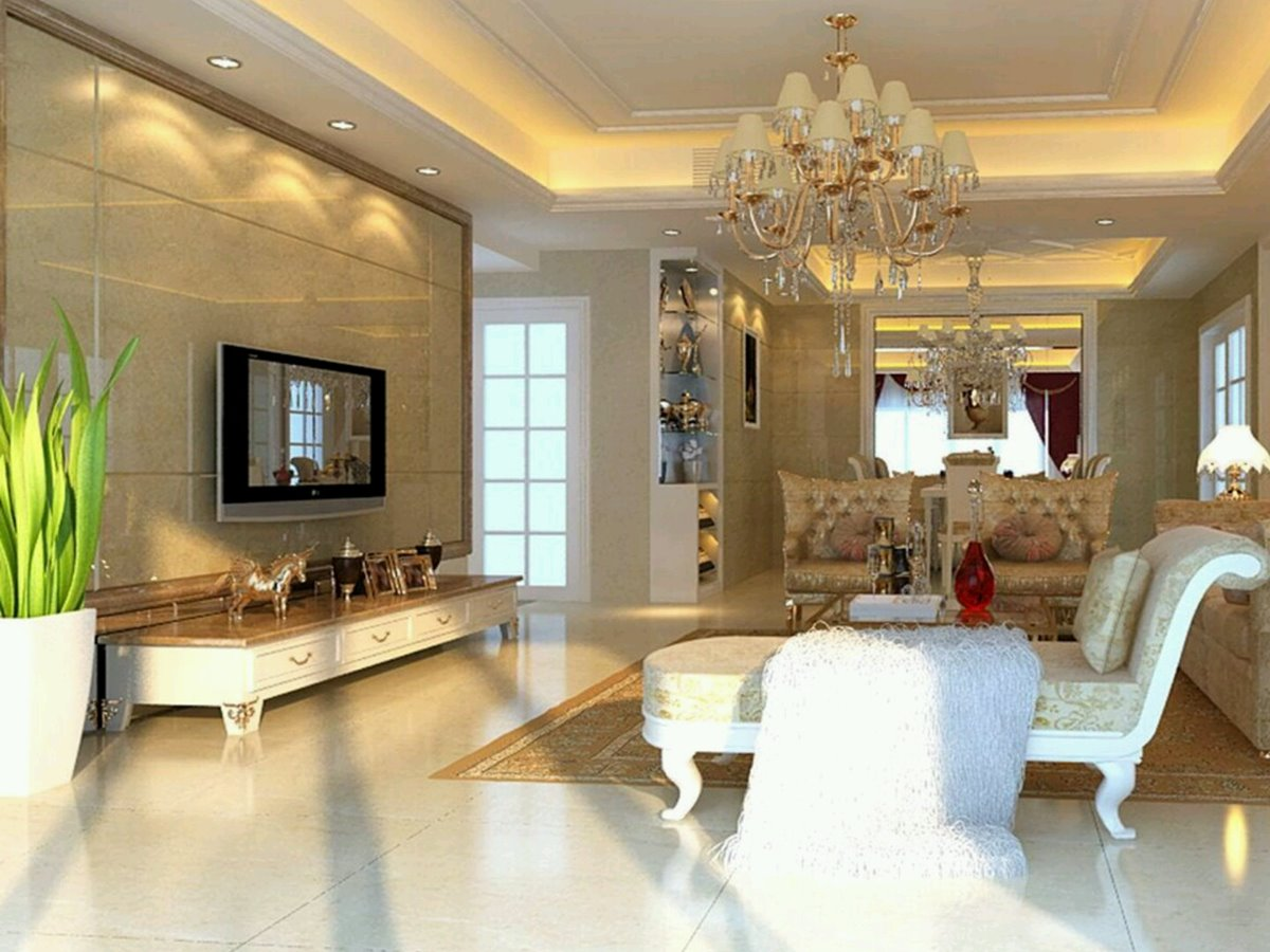 Furniture Selection For Luxury Home Interior