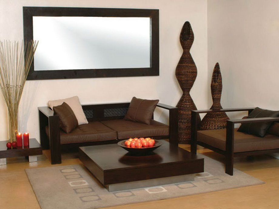 Furniture Selection Idea For Small Living Room