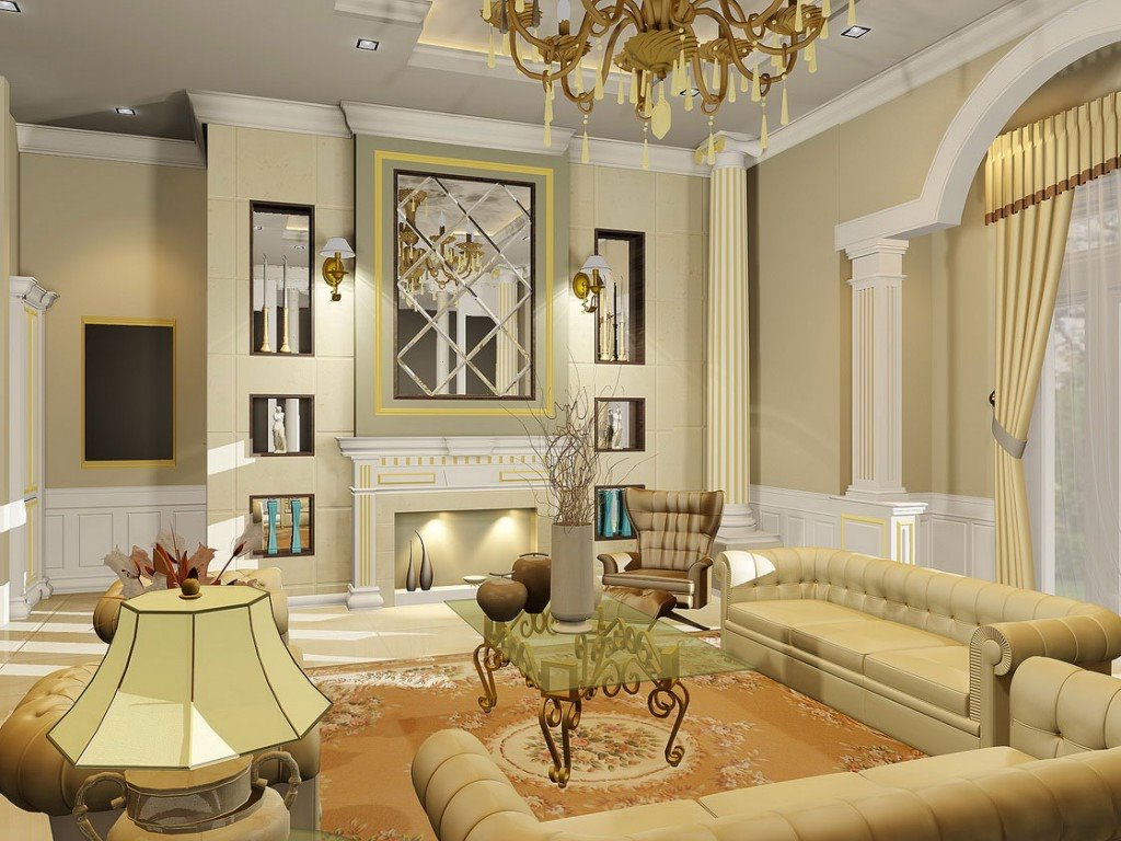 Furniture Selectiong To Build Elegant Home