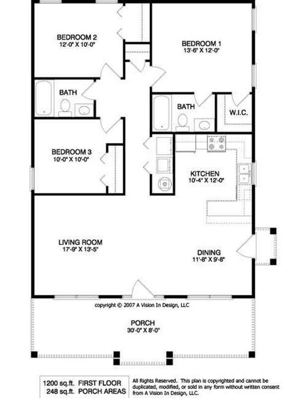 Best home plan selection for small budget 4 home ideas for Selection sheet for home selections for builders
