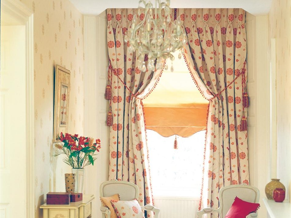 How To Beautify Room With Curtain Design