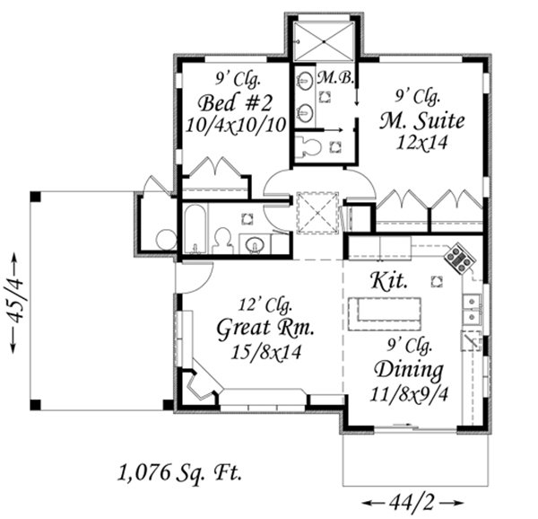 Best home plan selection for small budget 4 home ideas for How to choose a house plan