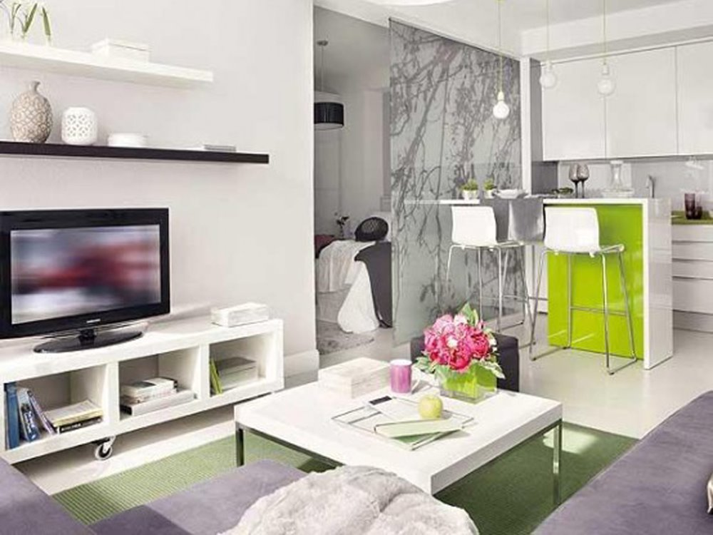 How To Create Small Apartment Decoration