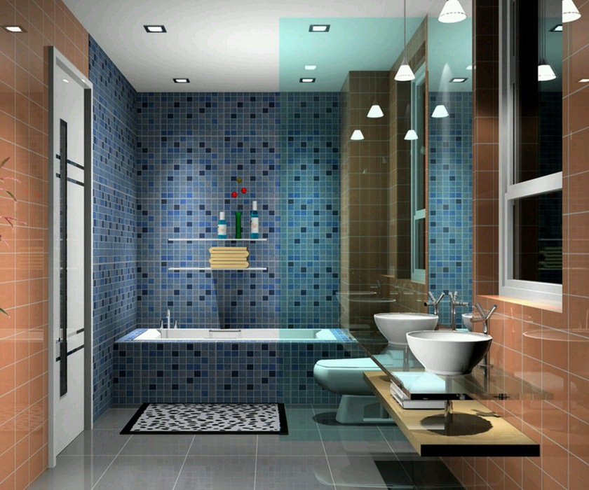 Luxury Bathroom Ceramic Color Combination