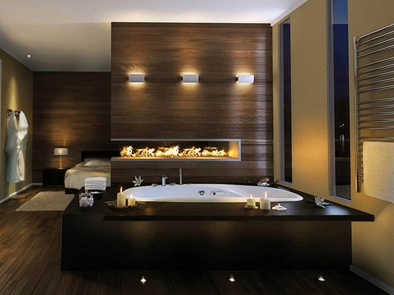 Luxury Bathroom Vanity Design Idea
