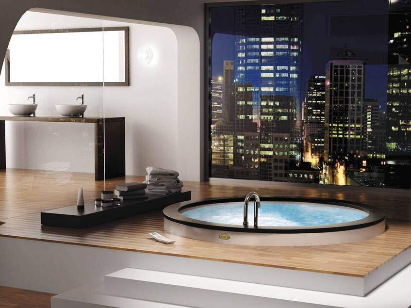 Luxury Bathroom Vanity For Apartment