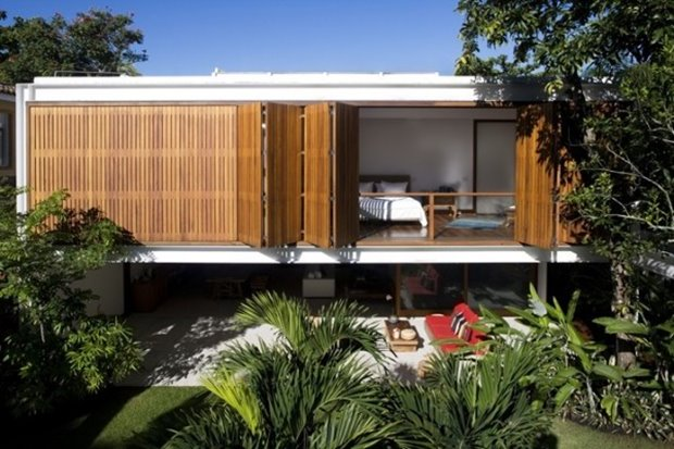 Newest Tropical Modern Minimalist House 2015